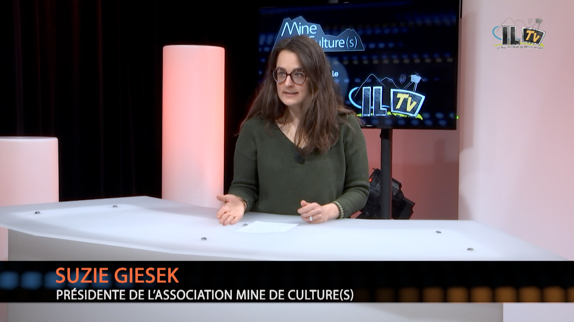 Emission spéciale Mine de Culture(s)